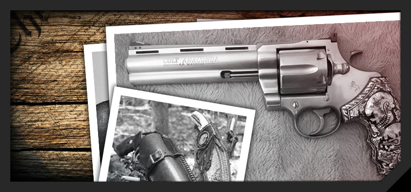 Colt Anaconda .44 Remington Magnum 6""